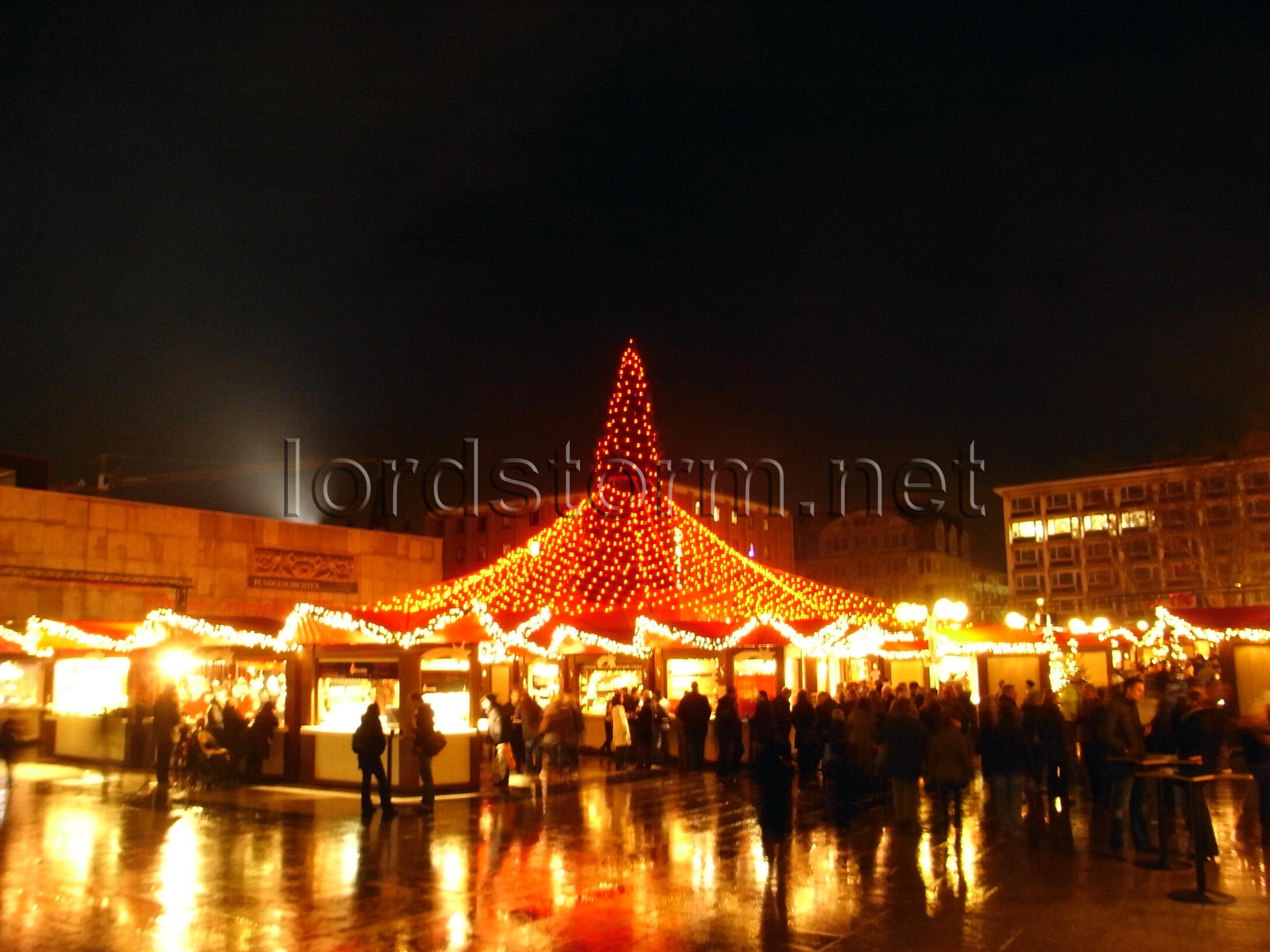 Weihnachtsmarkt I.Germany 2010 Kölner Weihnachtsmarkt I